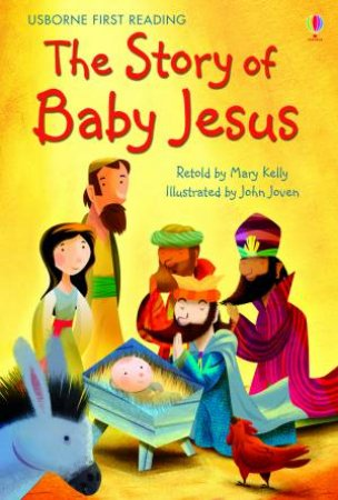 The Story Of Baby Jesus by Susanna Kelly
