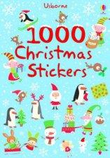 1000 Christmas Stickers