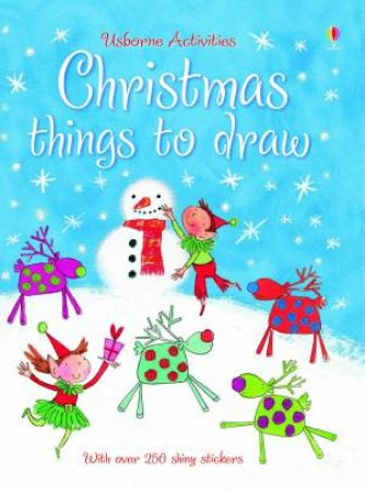 Christmas Things to Draw by Minna Lacey