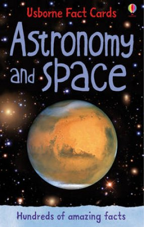 Fact Cards: Astronomy and Space