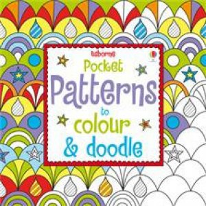 Pocket Patterns to Colour And Doodle by Kirsteen Rogers
