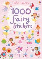 1000 Fairy Stickers