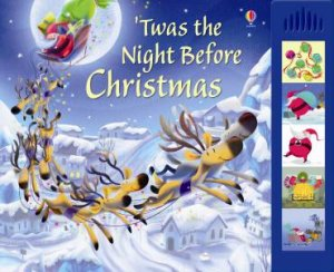 Twas the Night Before Christmas with Sounds by Clement C. Moore
