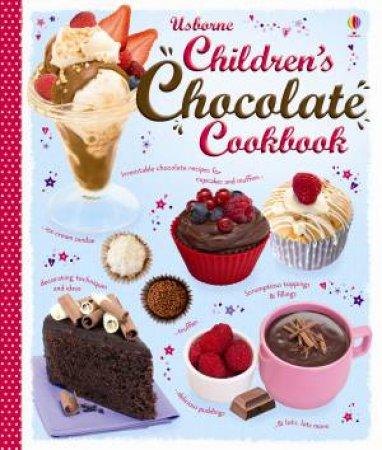 Children's Chocolate Cookbook by Fiona Patchett & Abigail Wheatley