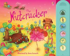 Usborne Noisy Books: The Nutcracker by Susanna Davidson