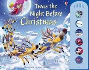 Noisy Books: 'Twas The Night Before Christmas by Lesley Sims