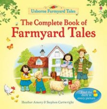 Complete Book of Farmyard Tales  40th Anniversary Edition