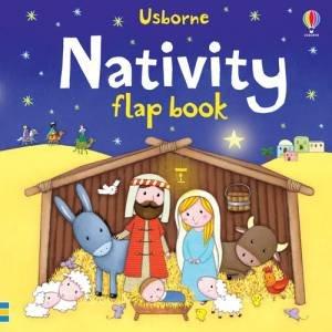 Nativity Flap Book by Sam Taplin