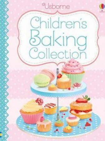 Children's Baking Collection by Fiona Patchett & Abigail Wheatley