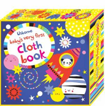 Baby's Very First Cloth Book 1 by Fiona Watt