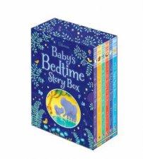 Babys Bedtime Story Box