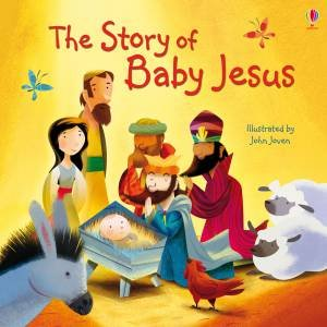 The Story of Baby Jesus by Elizabeth Tanner