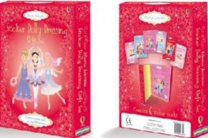 Usborne Sticker Dolly Dressing Gift Set