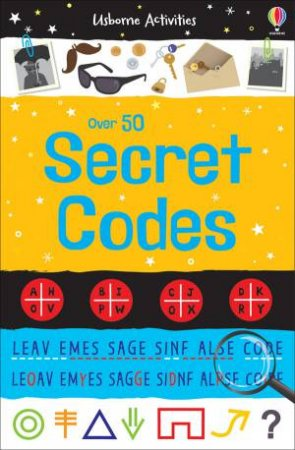 50 Secret Codes by Emily Bone