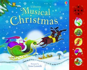 Usborne Musical Christmas by Sam Taplin