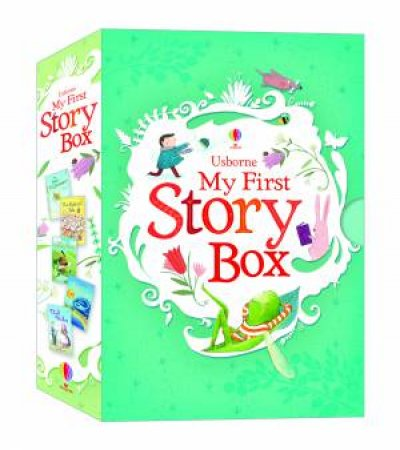 My First Story Box by Various