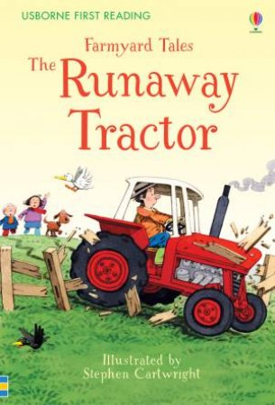 First Reading Farm Yard Tales: The Runaway Tractor