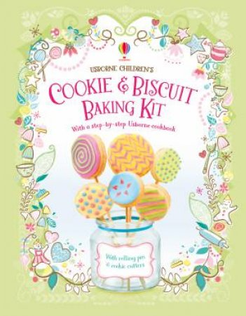 Children's Cookie And Biscuit Kit