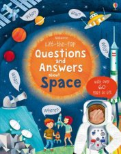 LiftTheFlap Questions And Answers Space