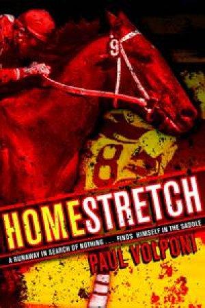 Homestretch by Paul Volponi