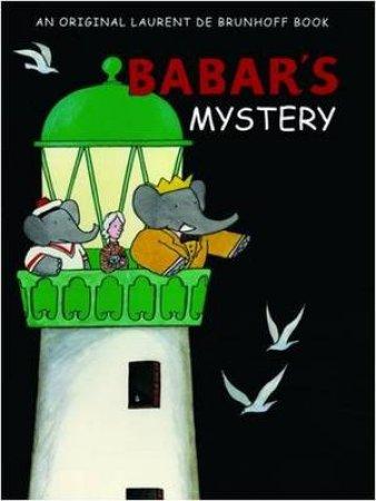 Babar's Mystery by Laurent de Brunhoff