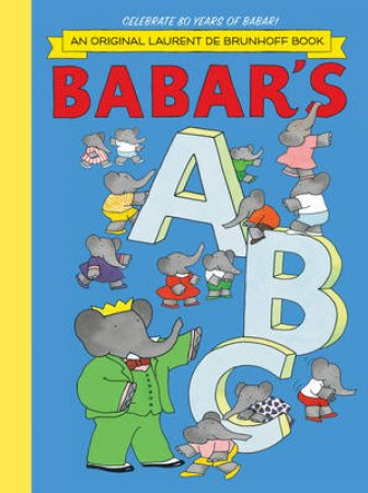 Babar's ABC by Laurent de Brunhoff