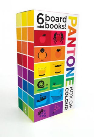 Pantone Box of Colour:6 Mini Books