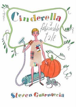 Cinderella by Steven Guarnaccia