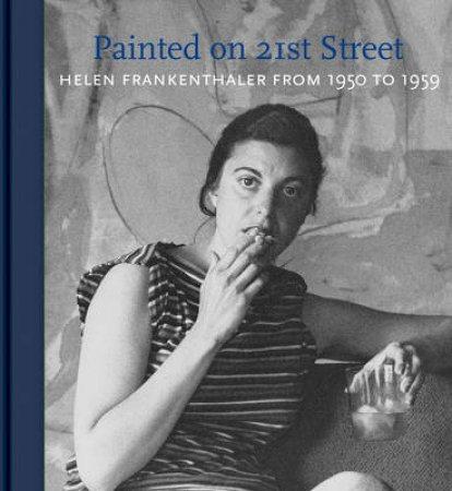 Painted on 21st Street by John Elderfield