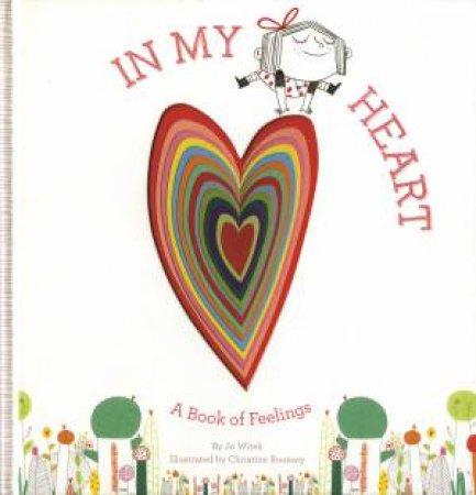 Stocking Stuffers for Little Girls | In My Heart: A Book of Feelings | Beanstalk Mums