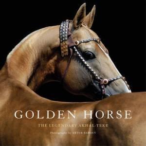 Golden Horse: The Legendary Akhal-Teke by Aleksandr Klimuk & Artur Baboev & Aleksey Shtorkh