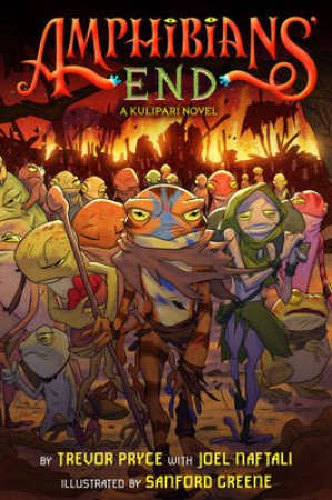 Amphibians' End by Trevor Pryce