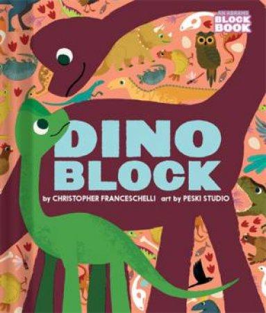 Dinoblock by Christophe Franceschelli