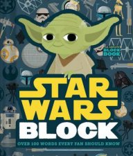 Star Wars Block First Words For Fans