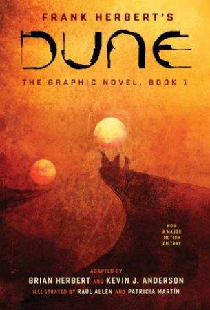 Dune by Brian Herbert & Kevin J. Anderson & Frank Herbert & Bill Sienkiewicz & Raúl Allén