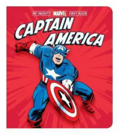 Captain America: My Mighty Marvel First Book by Various
