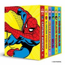 My Mighty Marvel First Book Boxed Set
