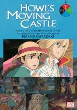 Howls Moving Castle Film Comic 01