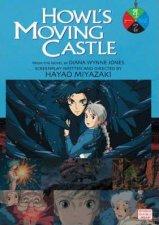 Howls Moving Castle Film Comic 04
