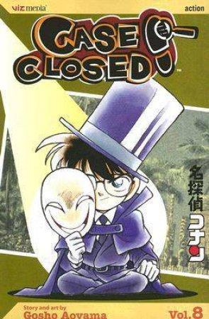 Case Closed 08 by Gosho Aoyama