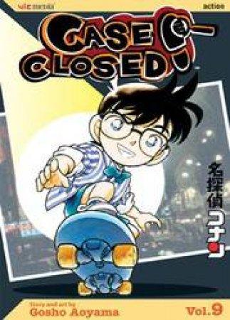 Case Closed 09 by Gosho Aoyama