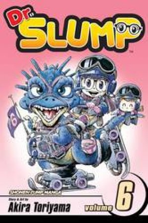 Dr. Slump 06 by Akira Toriyama