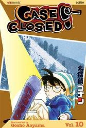 Case Closed 10 by Gosho Aoyama