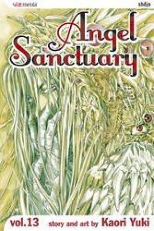 Angel Sanctuary 13 by Kaori Yuki
