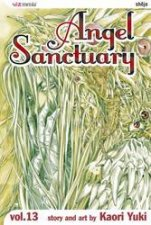 Angel Sanctuary 13