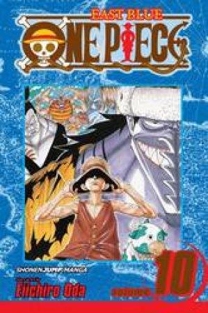 One Piece 10 by Eiichiro Oda