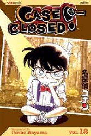 Case Closed 12 by Gosho Aoyama