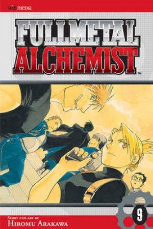 Fullmetal Alchemist 09 by Hiromu Arakawa
