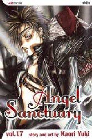 Angel Sanctuary 17 by Kaori Yuki
