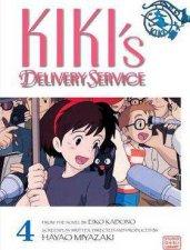 Kikis Delivery Service Film Comic 04
